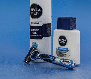 Equipment für Nassrasur - Rasierschaum, After Shave und Nassrasierer